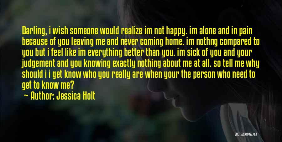 Jessica Holt Quotes 193129