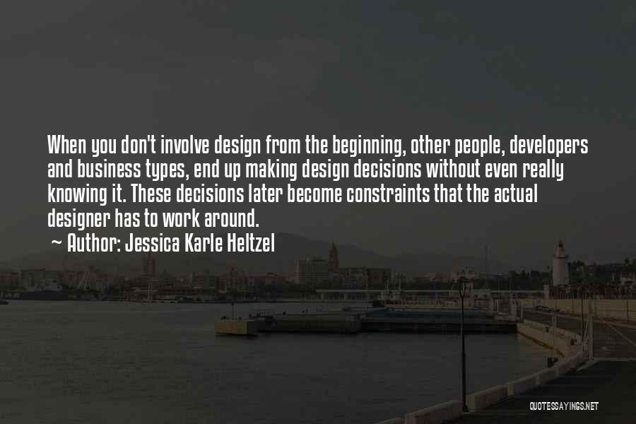 Jessica Karle Heltzel Quotes 2079053