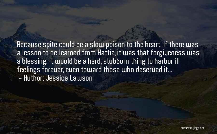 Jessica Lawson Quotes 324868