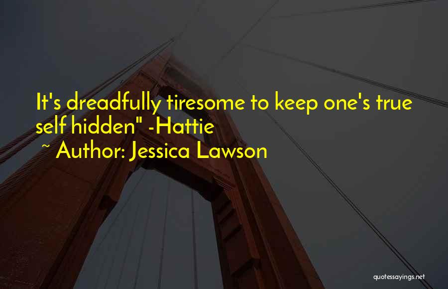 Jessica Lawson Quotes 719875