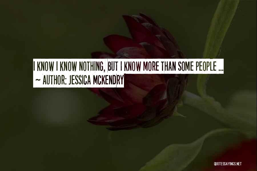 Jessica McKendry Quotes 149058