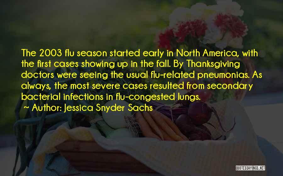 Jessica Snyder Sachs Quotes 2254832