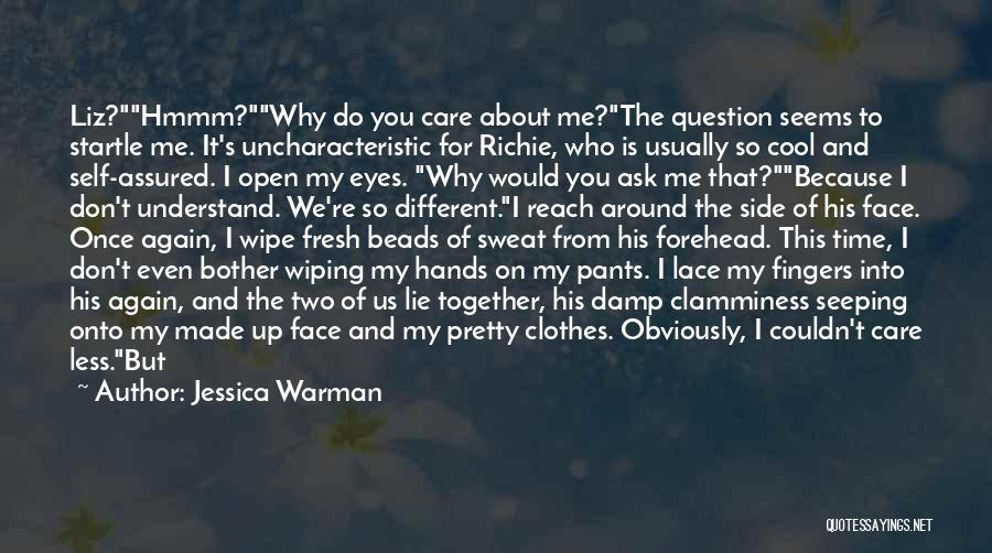 Jessica Warman Quotes 1253706