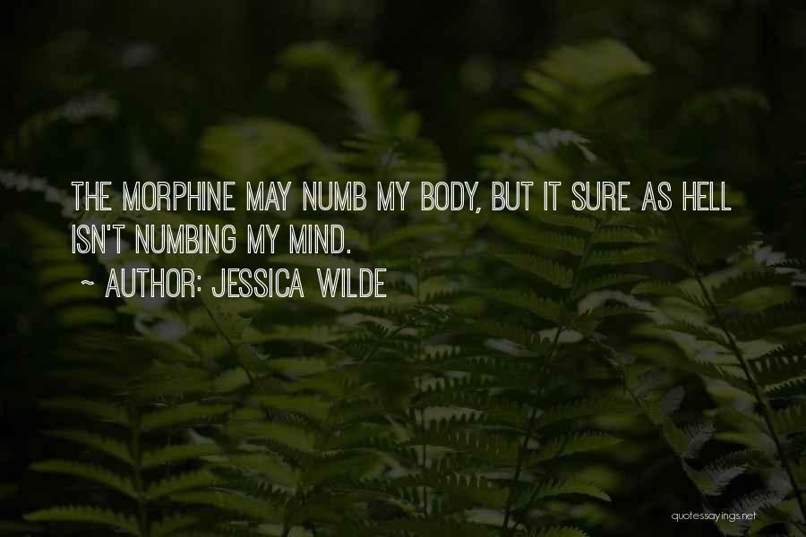 Jessica Wilde Quotes 1799128