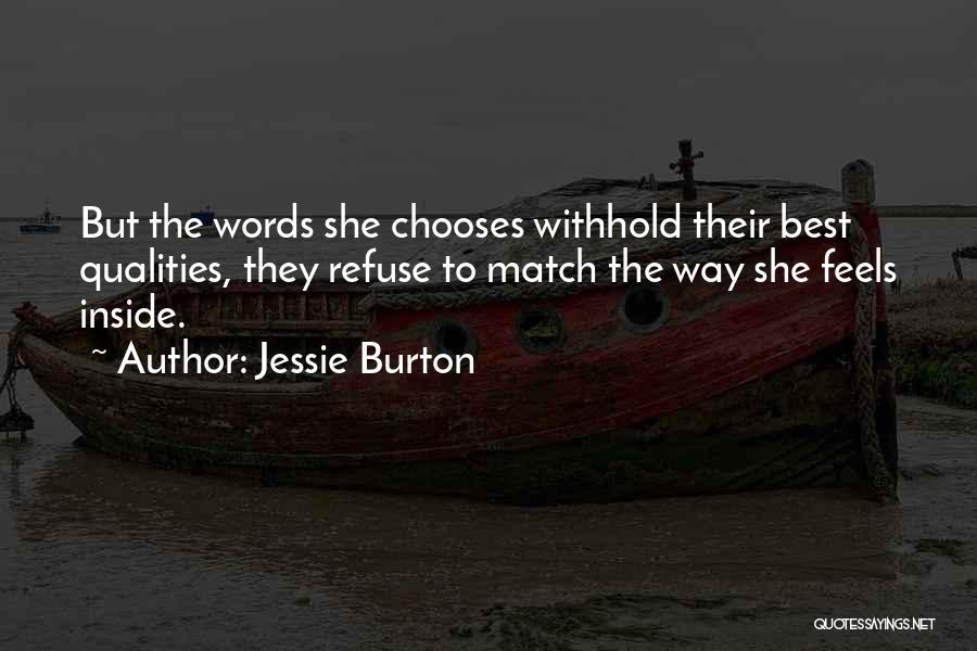 Jessie Burton Quotes 1195441
