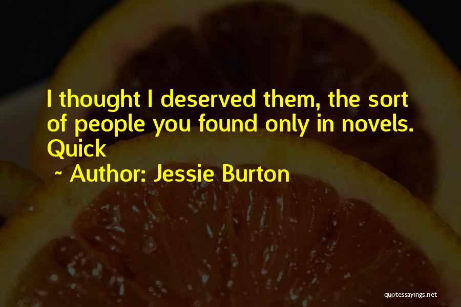 Jessie Burton Quotes 124474