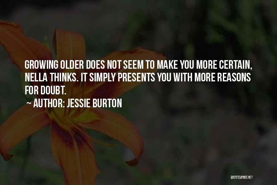 Jessie Burton Quotes 1963283