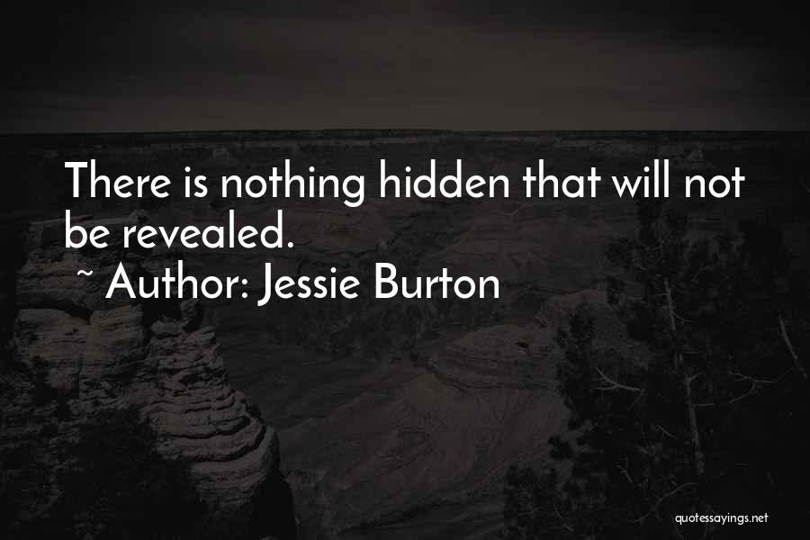 Jessie Burton Quotes 958025