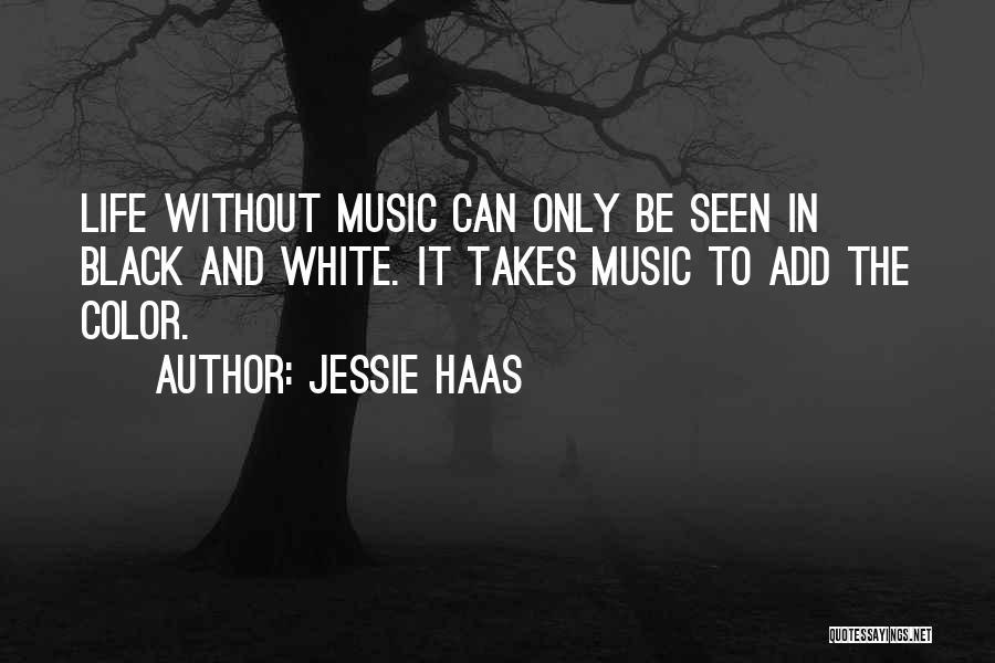 Jessie Haas Quotes 1425675