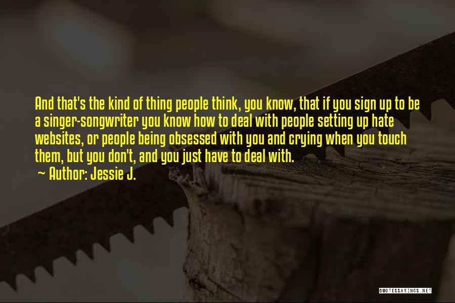 Jessie J. Quotes 110901