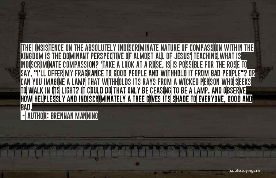 Jesus And Light Quotes By Brennan Manning