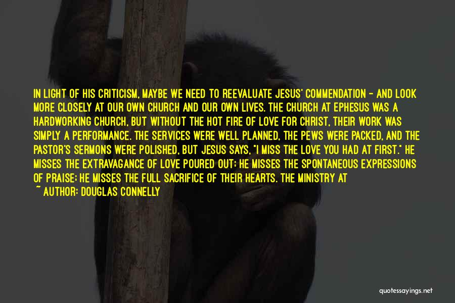 Jesus And Light Quotes By Douglas Connelly
