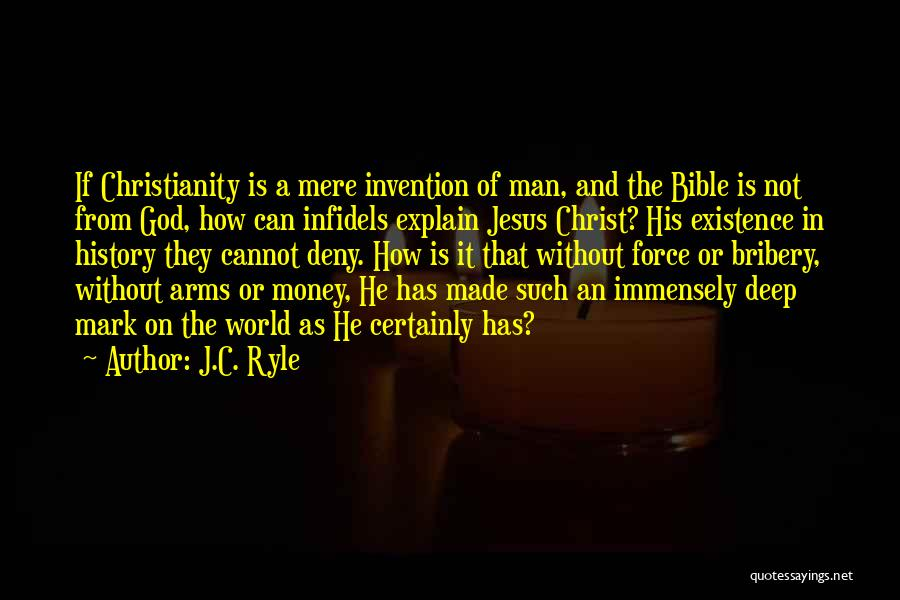 Jesus Christ From The Bible Quotes By J.C. Ryle