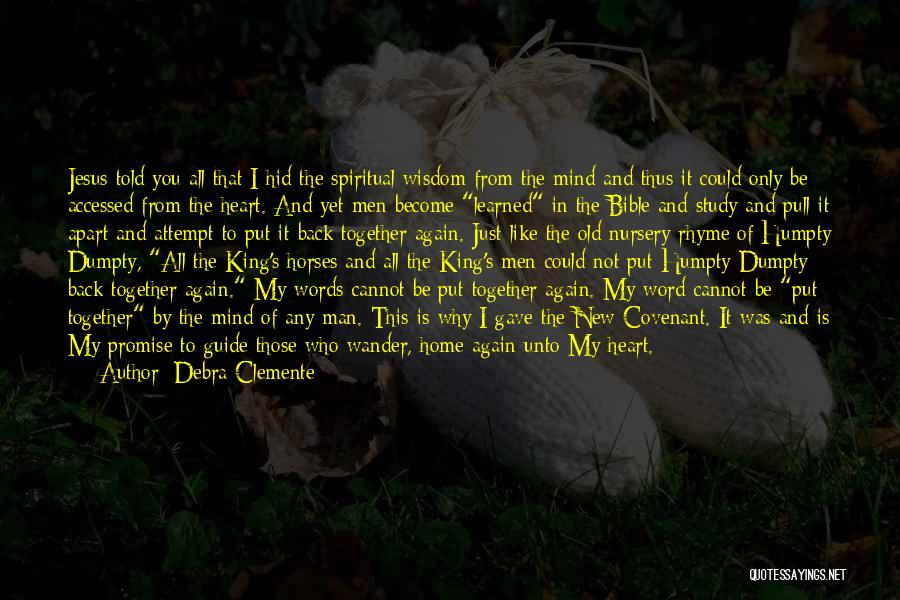 Jesus Is My All Quotes By Debra Clemente