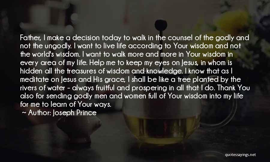 Jesus Is My All Quotes By Joseph Prince