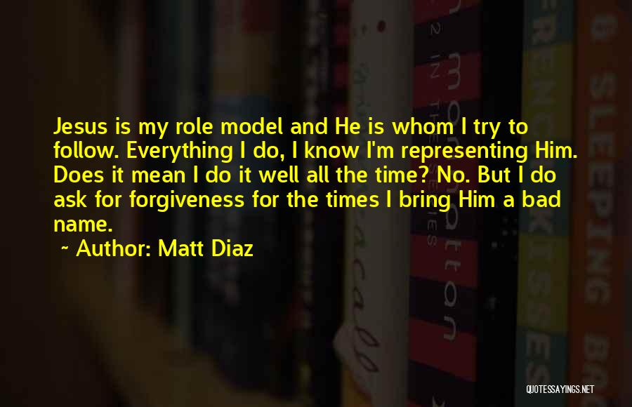 Jesus Is My All Quotes By Matt Diaz