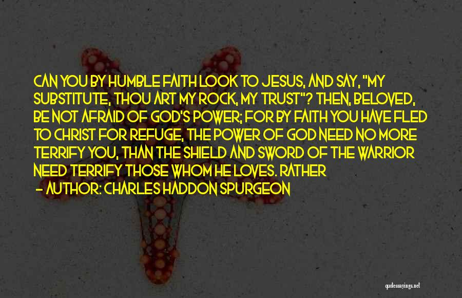 Top 66 Jesus My Rock Quotes & Sayings