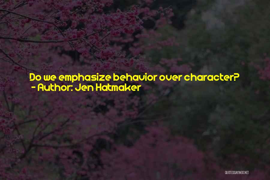Jesus The Good Shepherd Quotes By Jen Hatmaker