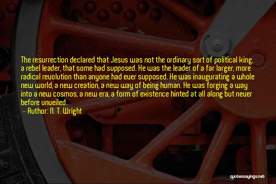 Jesus The Way Quotes By N. T. Wright