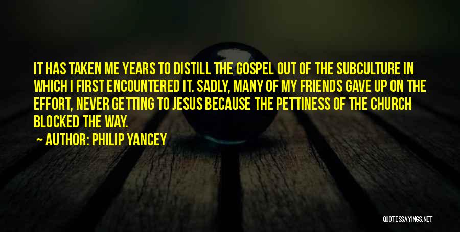 Jesus The Way Quotes By Philip Yancey