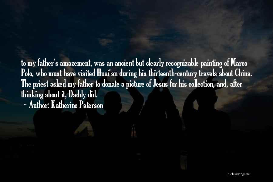 Jesus With Picture Quotes By Katherine Paterson