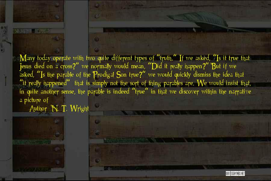 Jesus With Picture Quotes By N. T. Wright