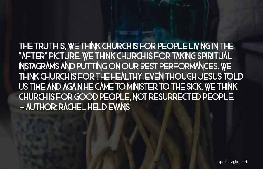 Jesus With Picture Quotes By Rachel Held Evans