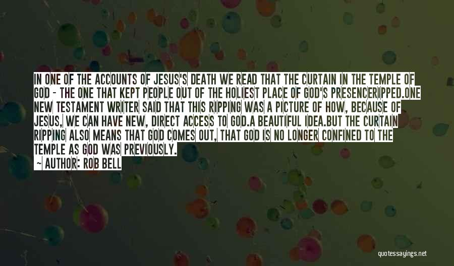 Jesus With Picture Quotes By Rob Bell