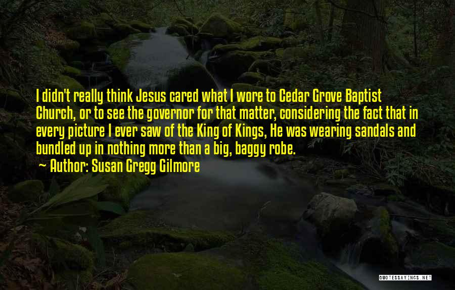Jesus With Picture Quotes By Susan Gregg Gilmore