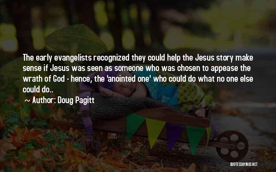 Jesus Wrath Quotes By Doug Pagitt