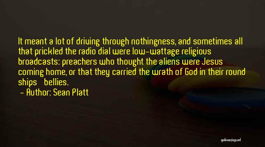 Jesus Wrath Quotes By Sean Platt