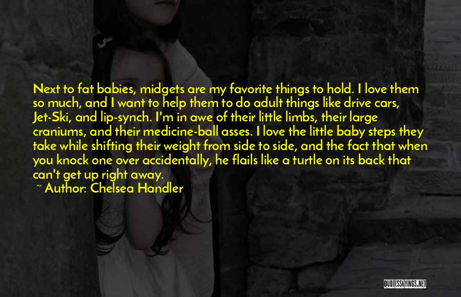 Jet Ski Quotes By Chelsea Handler