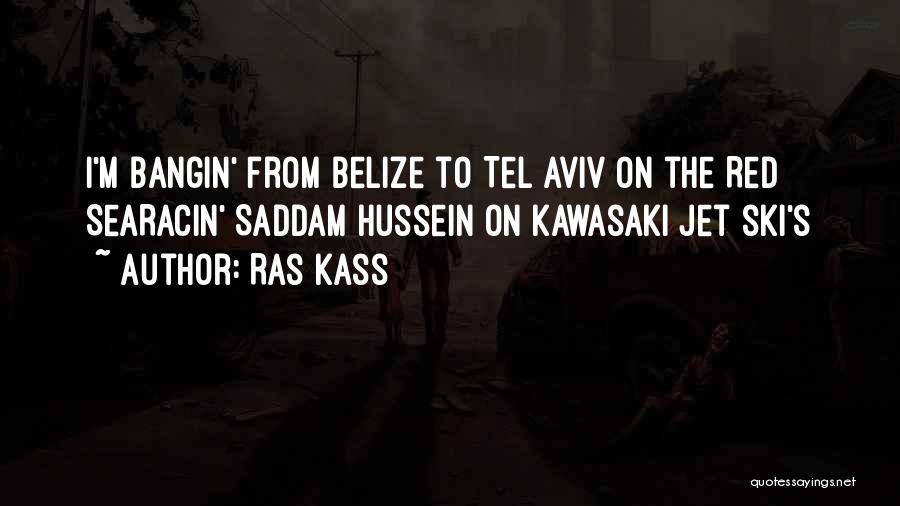 Jet Ski Quotes By Ras Kass