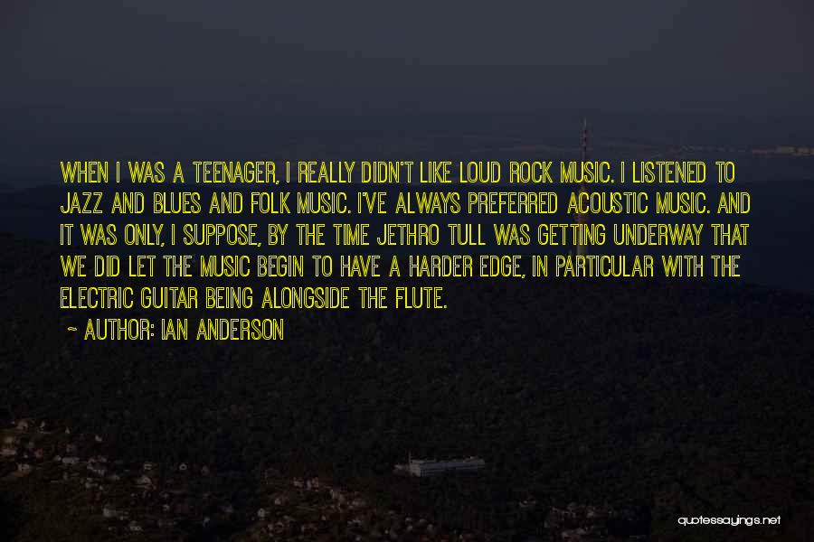 Jethro Quotes By Ian Anderson