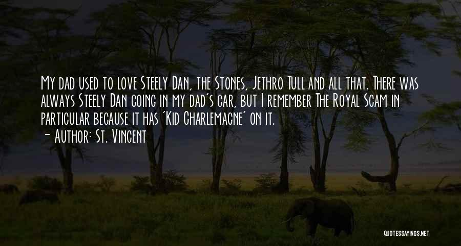 Jethro Quotes By St. Vincent