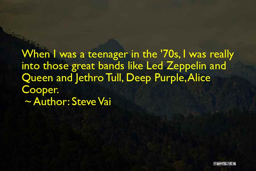 Jethro Quotes By Steve Vai