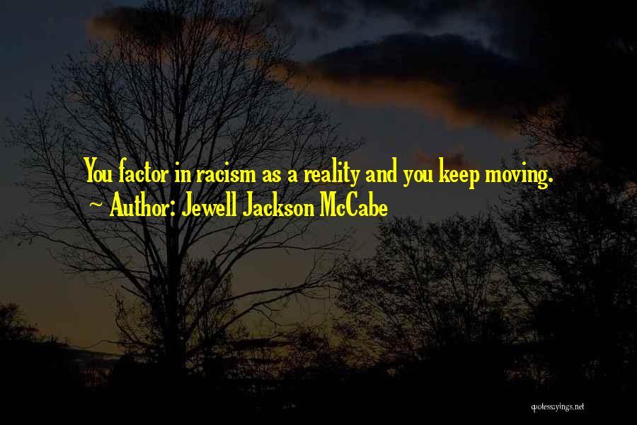 Jewell Jackson McCabe Quotes 1394513