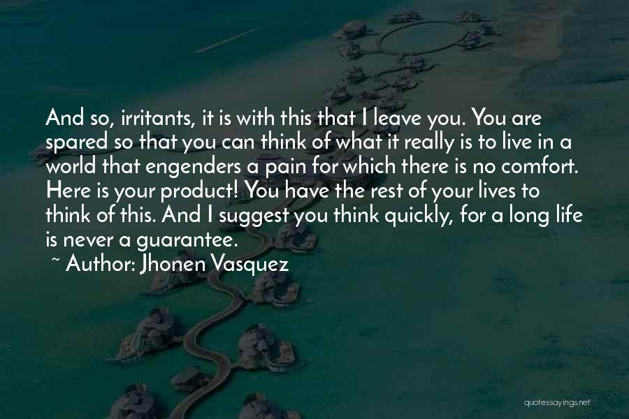 Jhonen Vasquez Quotes 1451042