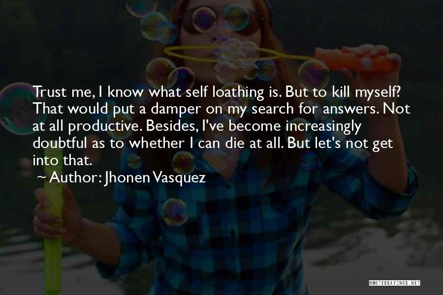 Jhonen Vasquez Quotes 1452788