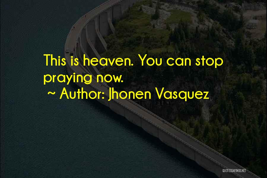 Jhonen Vasquez Quotes 1490655
