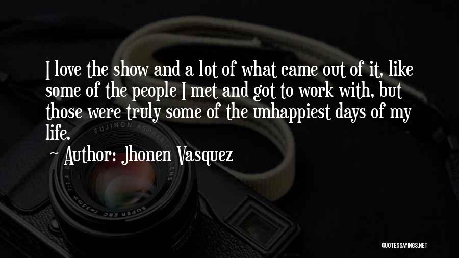 Jhonen Vasquez Quotes 1719550