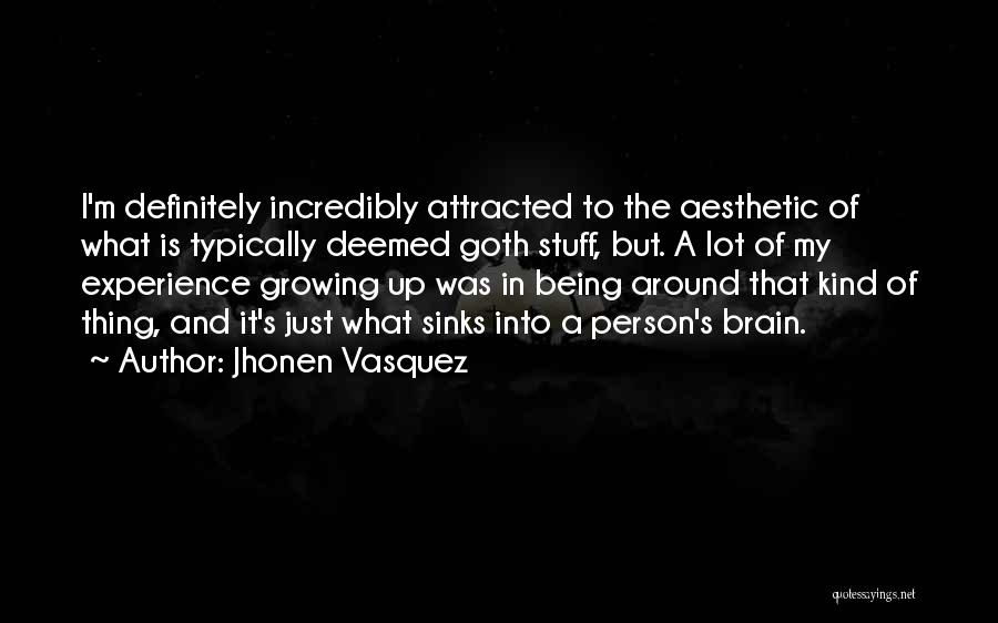 Jhonen Vasquez Quotes 1933710