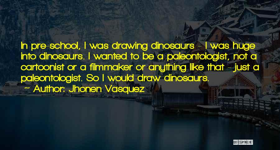 Jhonen Vasquez Quotes 1935655