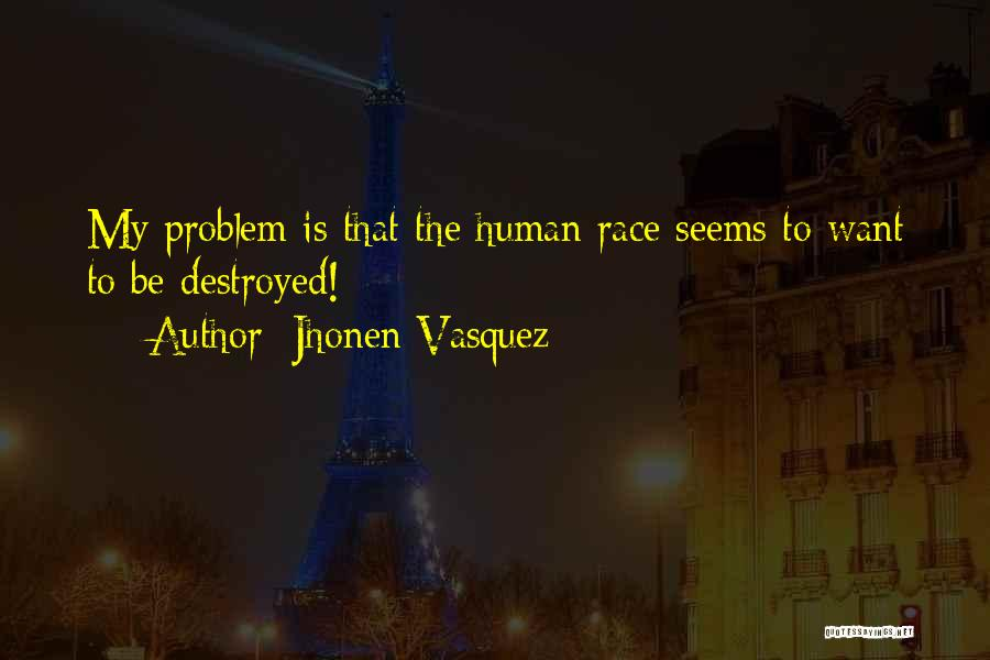 Jhonen Vasquez Quotes 419771