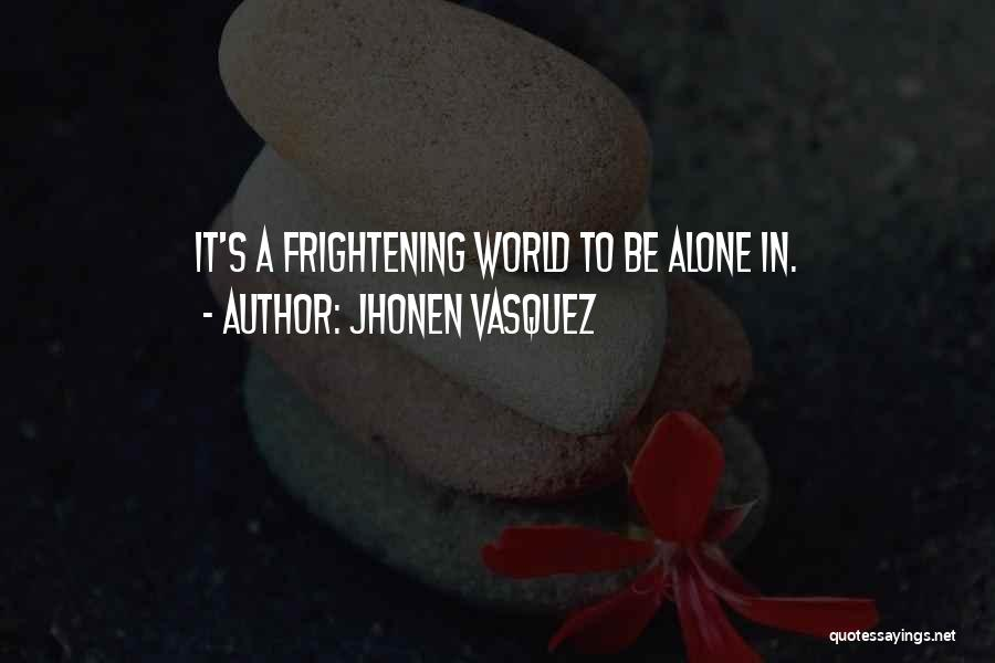 Jhonen Vasquez Quotes 485998