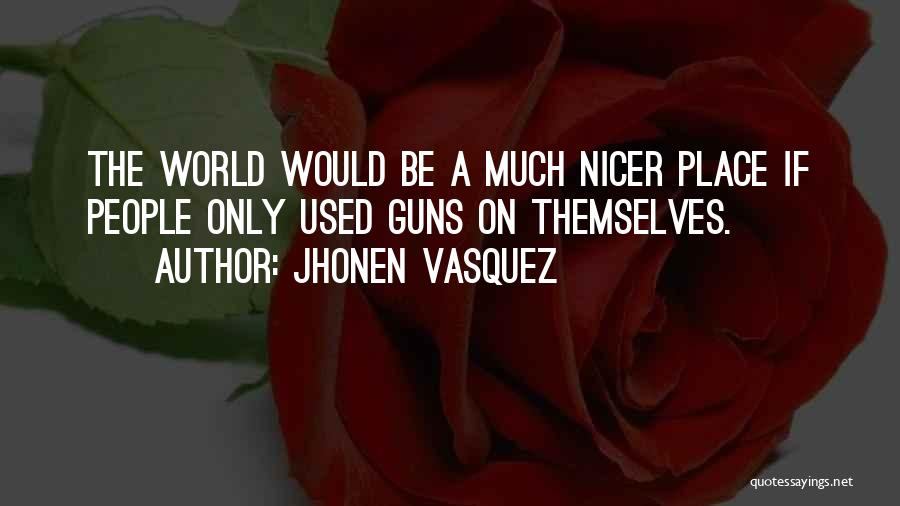 Jhonen Vasquez Quotes 567506