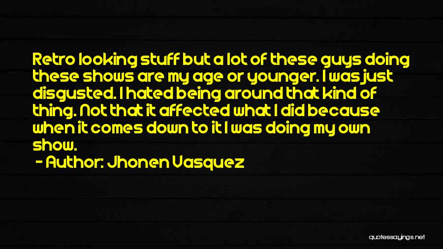 Jhonen Vasquez Quotes 624303