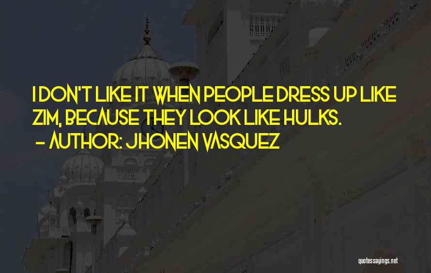 Jhonen Vasquez Quotes 633401