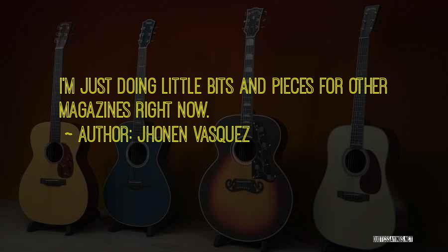 Jhonen Vasquez Quotes 85471
