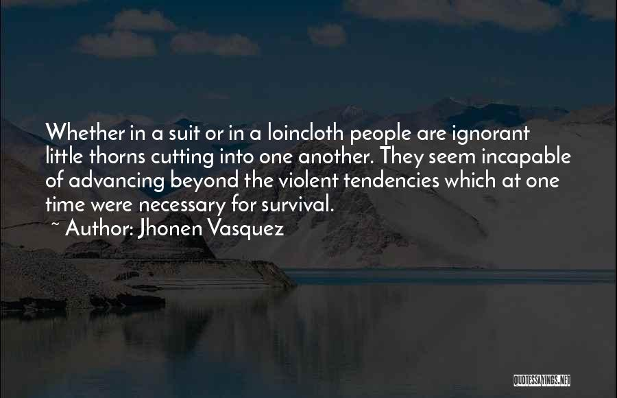 Jhonen Vasquez Quotes 886602